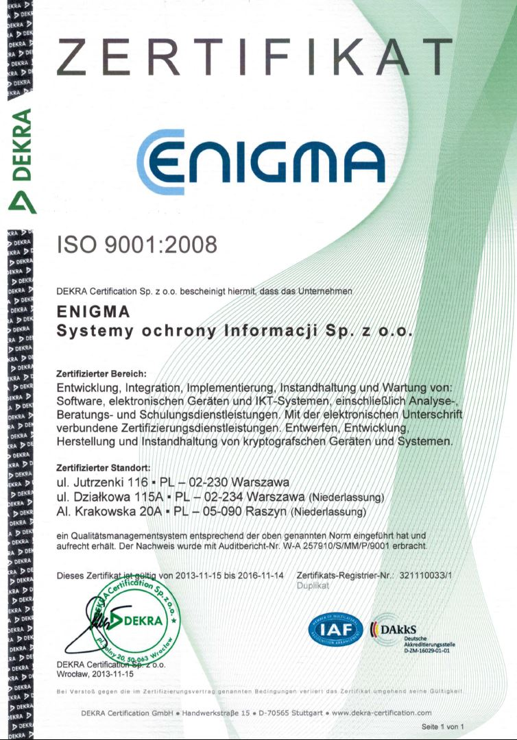 ISO 9001-2008 eng